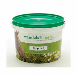 Wendals Stop Itch Horse Herb Mix - 1kg