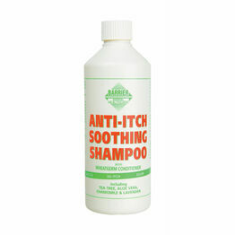 Barrier Anti-Itch 2-in-1 Soothing Shampoo