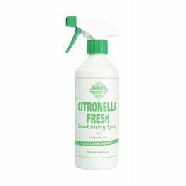 Barrier Citronella Fresh Deodorising Spray - 500ml