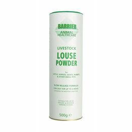 Barrier Livestock Louse Powder Shaker - 500g