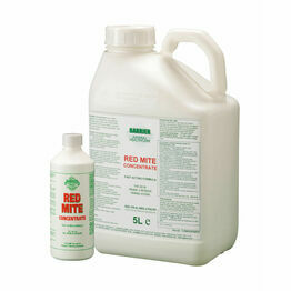 Barrier Red Mite Concentrate Deterrent