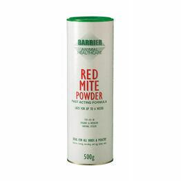 Barrier Red Mite Powder