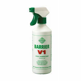 Barrier V1 Multi-Use Disinfectant Spray - 500ml