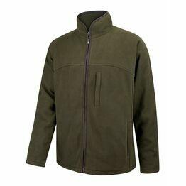 Hoggs Ghillie II Waterproof Padded Fleece Jacket - Green