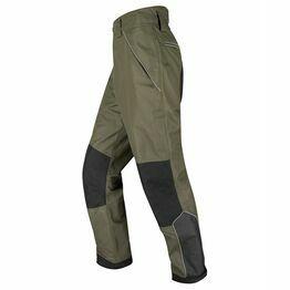Hoggs Field Tech Waterproof Trousers - Green