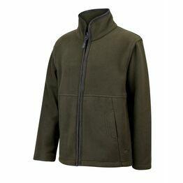 Hoggs Woodhall Junior Fleece Jacket - Green