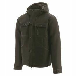 Caterpillar Stealth Insulated Workwear Jacket - Black