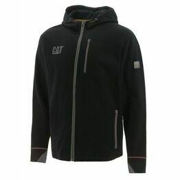 Caterpillar H2O Zip Work Sweatshirt - Black