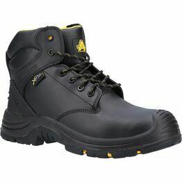Amblers Safety AS303C Wrekin Metal Free Safety Boot in Black