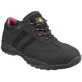 Amblers Safety FS706 Women's Safety Trainer in Black