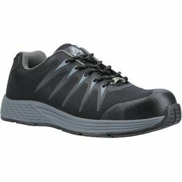 Amblers Safety AS717C Safety Trainer in Black