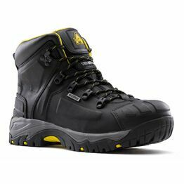 Amblers Safety AS803 Extra Wide Fit Safety Boot in Black