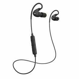 ISOtunes PRO 2.0 Bluetooth Noise-Isolating Earbuds in Black