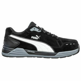 Puma Safety Airtwist Low S3 Safety Trainer in Black
