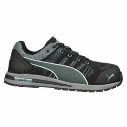 Puma Safety Elevate Knit LOW S1 Safety Trainer in Black