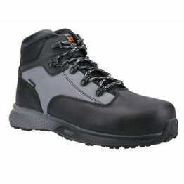 Timberland Pro Euro Hiker Composite Safety Boot in Black/Grey