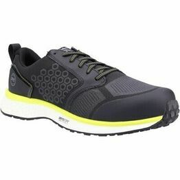 Timberland PRO Reaxion Composite Safety Trainer in Black/Yellow