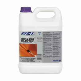 Nikwax Tent and Gear Solar Proof Spray - 5 litre