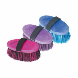 Haas Smile Groovy Brush - Assorted Colours (170 x 90mm)