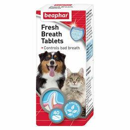 Beaphar Fresh Breath Tablets - 40 Tab
