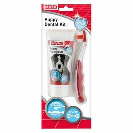 Beaphar Puppy Dental Kit - 50g