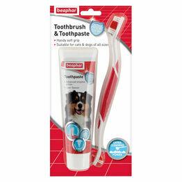 Beaphar Dental Kit - 100g