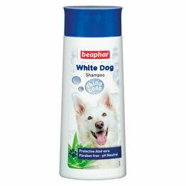 Beaphar White Dog Shampoo - 250ml