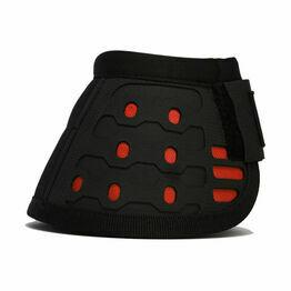 Majyk Equipe Biofoam Over Reach Boots - Black-Red