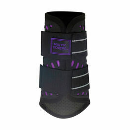 Majyk Equipe Sport/Dressage Boot - Black/Purple