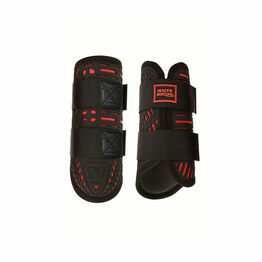 Majyk Equipe Elite XC - Front - Red/Black