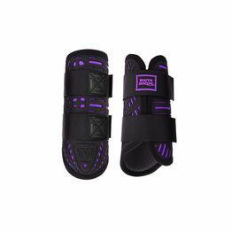 Majyk Equipe Elite XC - Front - Purple/Black