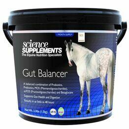 Science Supplements Gut Balancer - 1.5kg