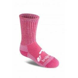 Bridgedale WoolFusion® Trekker Junior Socks - Pink