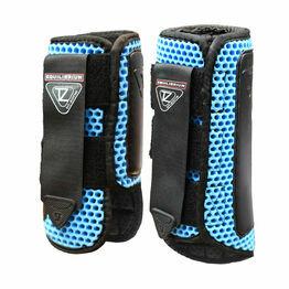 Equilibrium Tri-Zone Impact Sports Boots - Blue