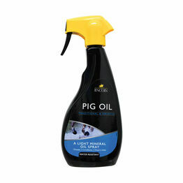 Lincoln Pig Oil - 4 litre
