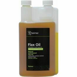Heimer Flax Oil - 1 Litre