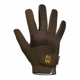 Climatec Short Cuff Gloves - Brown