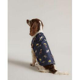 Joules Water Resistant Dog Coat - Navy