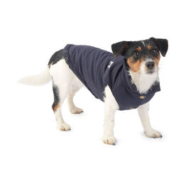 House of Paws Fleece Lined Gilet - Navy