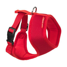 House of Paws Memory Foam Harness - Red