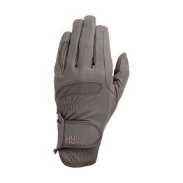 Hy5 Lightweight Riding Gloves - Brown