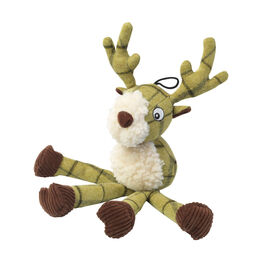 House of Paws Tweed Plush Long Legs Toy