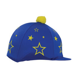 Hy Equestrian Super Starz Hat Cover - One Size