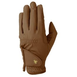 Supreme Products Pro Performance Show Ring Gloves - Tan