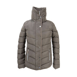 Coldstream Kimmerston Quilted Coat - Taupe