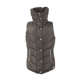 Coldstream Kimmerston Quilted Gilet - Taupe