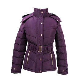 Coldstream Cornhill Quilted Coat - Mulberry Purple