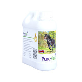 PureFlax Linseed Oil for Horses - 1 litre