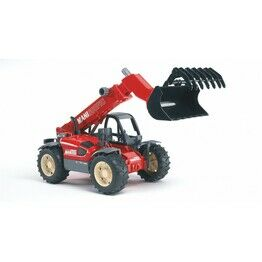 Bruder MLT633 Manitou Telescopic Loader Vehicle Toy