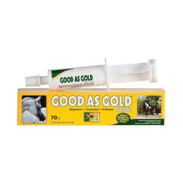 TRM Good As Gold Horse Calming Paste - 3 x 35g Syringe